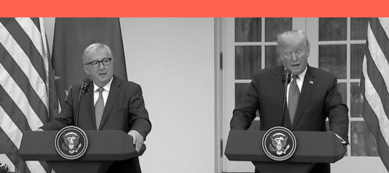 Una tregua tra UE e USA nella guerra dei dazi