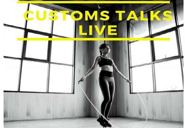 """Customs Talks Live – 1° Webinar """"La gestione di un'esportazione #1"""""""
