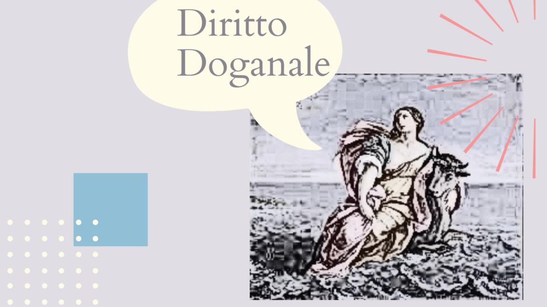 """L'Università """"La Sapienza"""" di Roma apre al diritto doganale"""